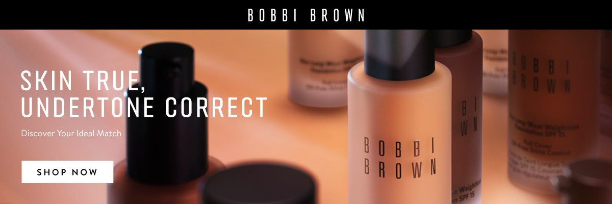 Bobbi Brown Confidence Is True Beauty